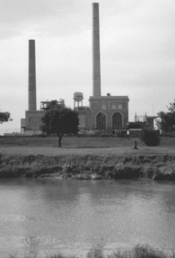 Texas Electric Plant