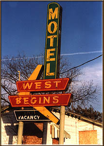 West Begins Motel
