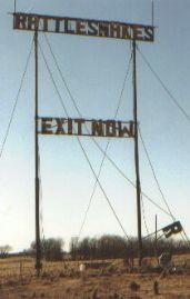 Rattlesnake Exit