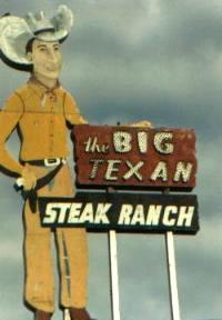 The Big Texan Steak Ranch