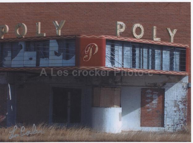 Item #114 Poly Theater on Vaughn Street in Polytechnic.