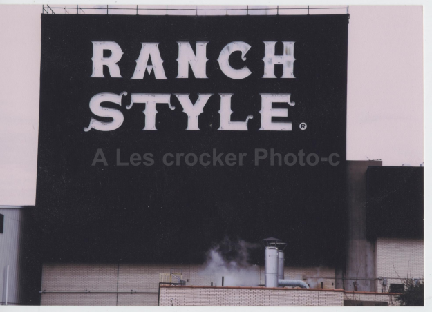 Item #126 Ranch Style Beans, East Side Fort Worth. Photo by Les