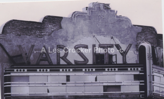 Item # 116 The Varsity Theater on Rosedale in Downtown Polytechnic.