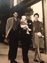 Me and my grandfather and mother and father 1947 Contributed by Bill Windham