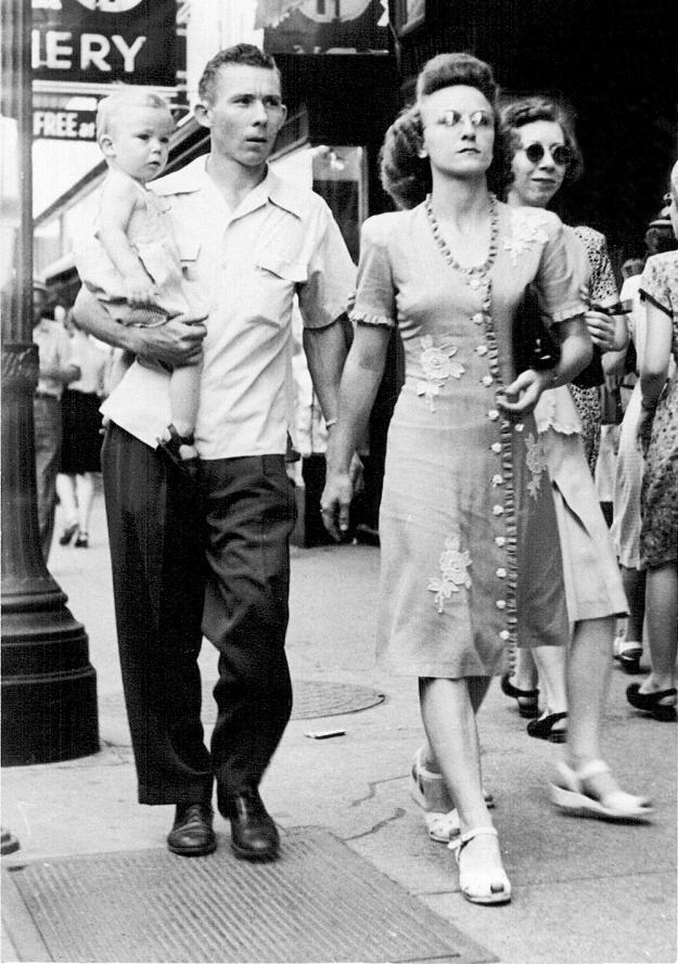 Freda & George