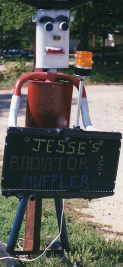 Muffler Men