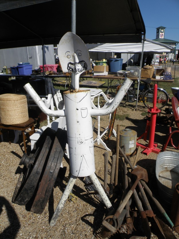 Muffler Man at Canton Texas Flea Market.