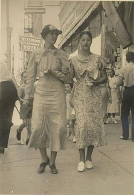 This is a picture of my Grandmother, taken by Sidewalk Photographer in downtown Fort Worth. Most likely the 1930's. Contributed by Pamela Lea