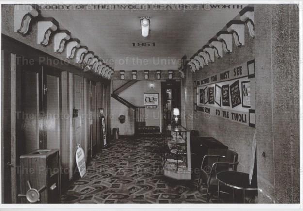 Item #101 Tivoli Theater on Magnolia Street. Photo taken in 1972
