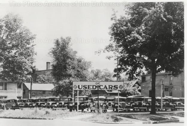 "Item # 106 ""Used Cars"" Fort Worth."