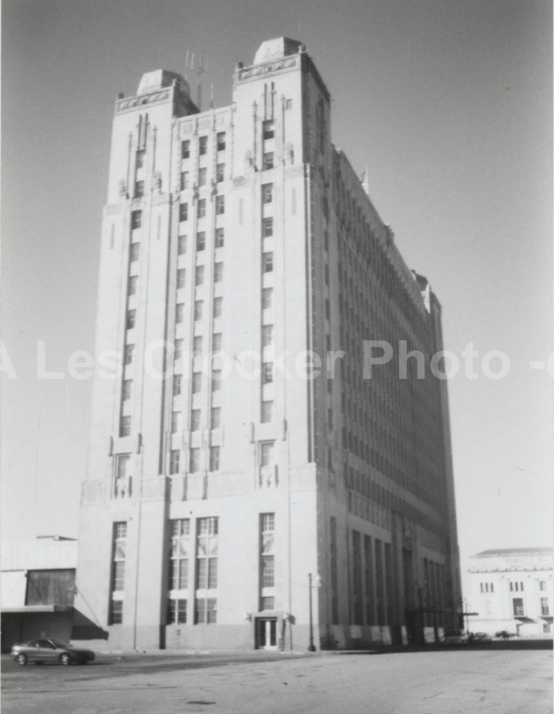 Item #121 The T& P Building on East Lancaster St.