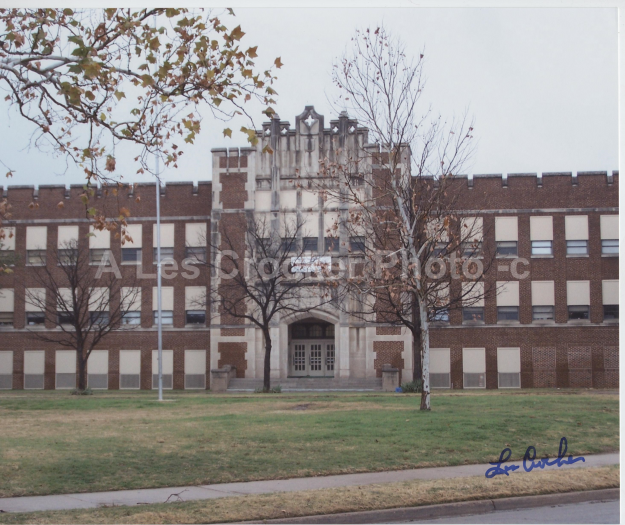 Item #115 William James Junior High School in Polytechnic.