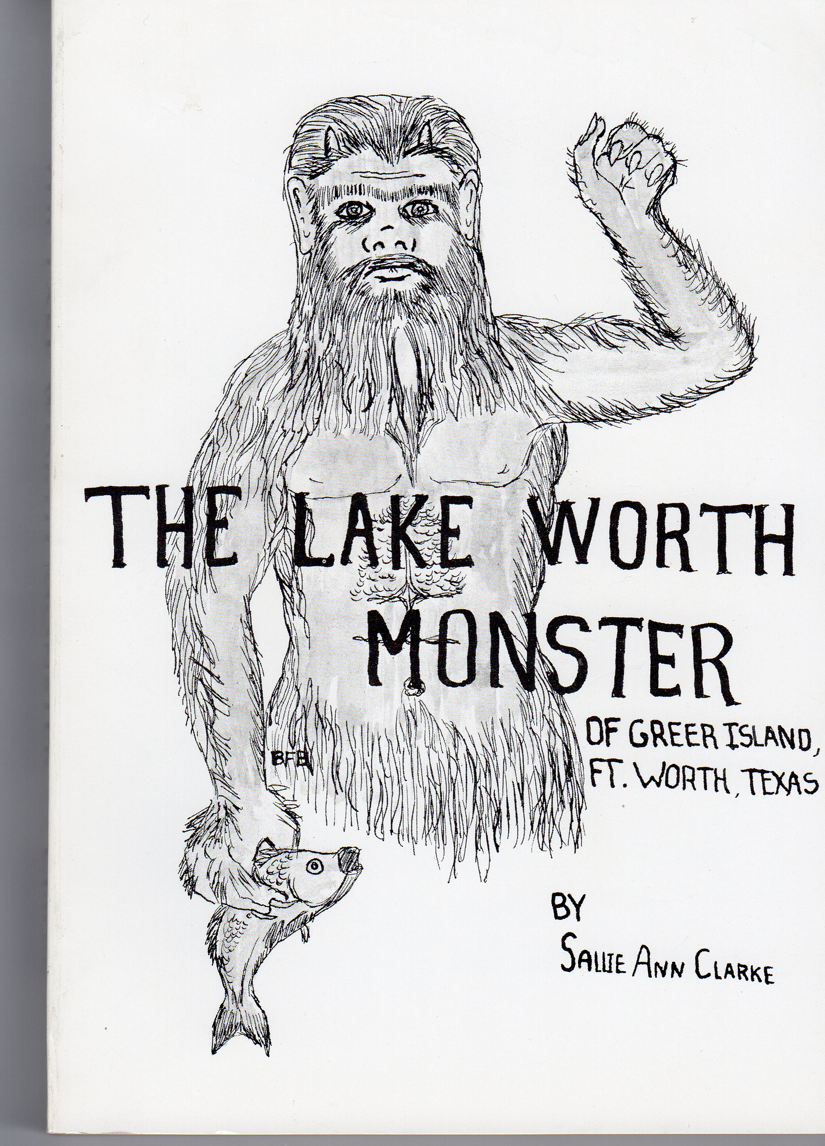 The Lake Worth Monster | The Tarrant County Historical Journal