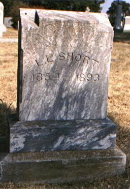 Luke Short Grave