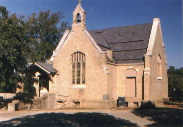 Oakwood Chapel