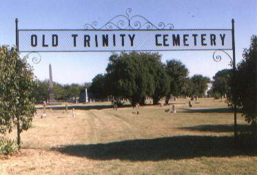 Old Trinity Cemetery