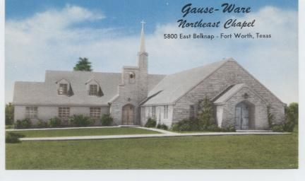 Gause -Ware Northeast Chapel. 5800 East Belknap , A complete funeral home.