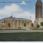 The Will Rogers Memorial Auditorium.