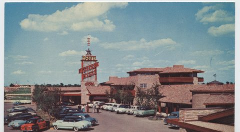 Western Hills Hotel Located on Camp Bowie Blv. (Highways 80 and 180)
