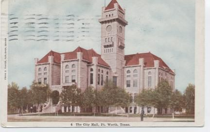 """The City Hall"""