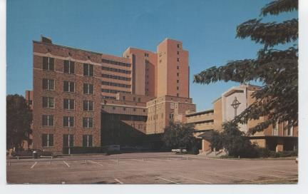 Saint Joseph Hospital 1400 South Mail St.