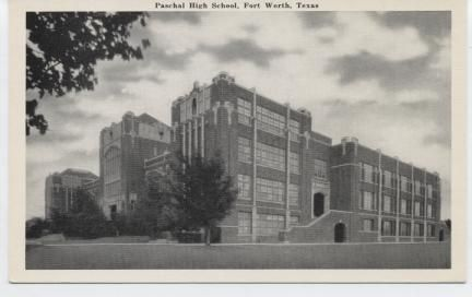 Paschal High School, Fort Worth , Texas