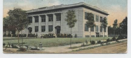 DeZavala School, 8Th. Ward ,Fort Worth