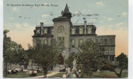 St. Ignatis Academy,Fort Worth