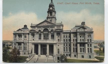 Court House , Fort Worth.