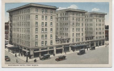 Westbrook Hotel.