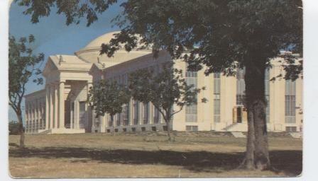 Memorial Building ,Southwestern Baptist Seminary .