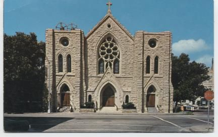 Saint Patrick's Co-Cathedral. 1206 South Throckmorton Street.