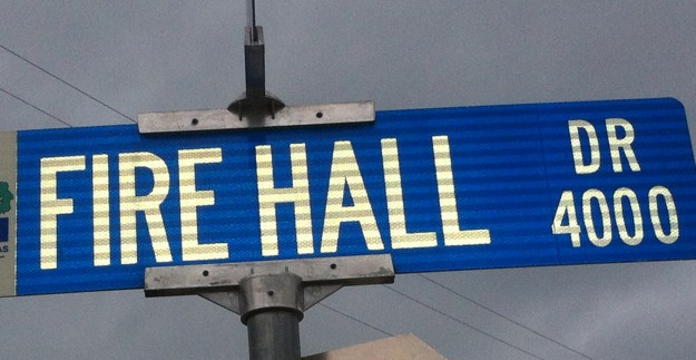 Street Sign in Lake Worth.