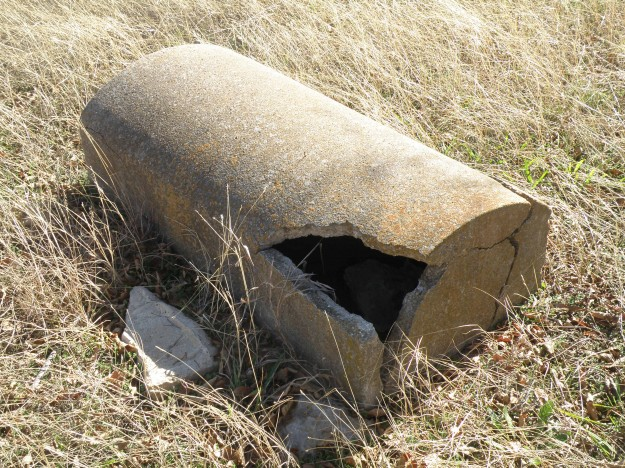 Wonder if the Grave Robbers found what they wanted?